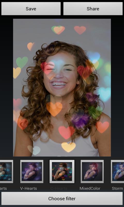 Colorful Fun Photo Effects- screenshot