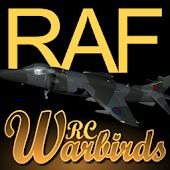 Warbirds RC RAF