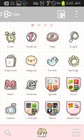 Screenshot of Cups go launcher theme