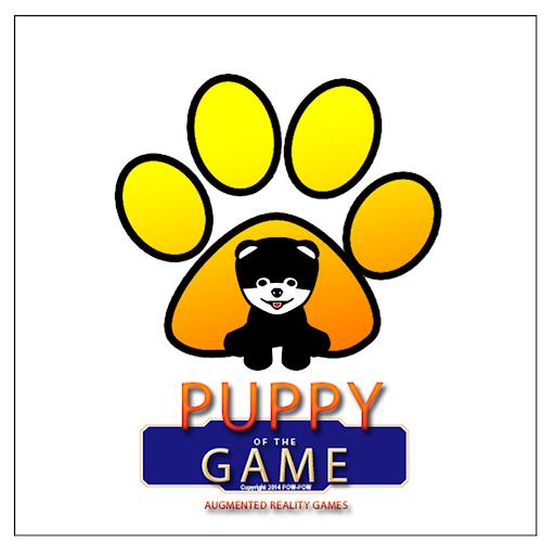 Puppy Virtual Pet AR 3D