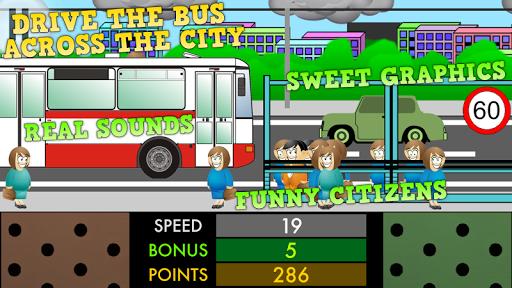 NO ADS - Bus Simulator 2D