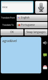 English Portuguese Translator - screenshot thumbnail