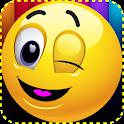 Pegatinas Whatsapp Emoción icon