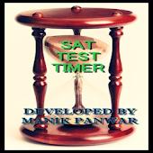 SAT Test Timer