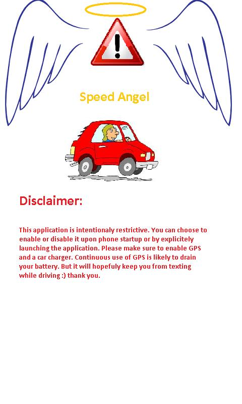 Speed Angel - screenshot