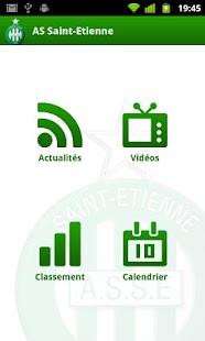 ASSE - Saint-Etienne - screenshot thumbnail