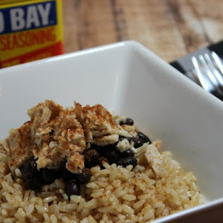 Black Beans & Tuna with Minute® Ready to Serve Rice.