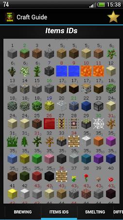 Crafting Guide 2.0 screenshot 36907