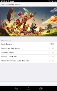 Secrets for Clash of Clans