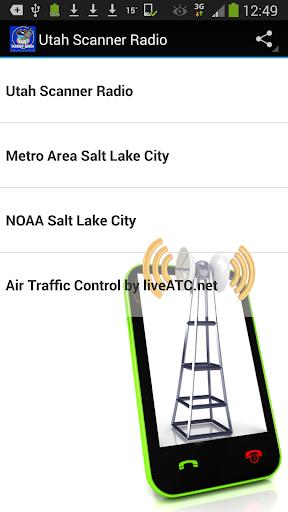 Utah Scanner Radio