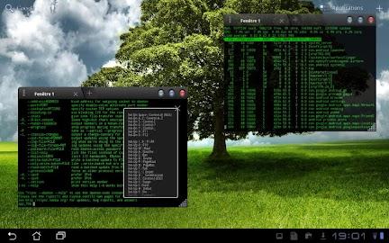 ☆ AirTerm (floating terminal) Screenshot 1