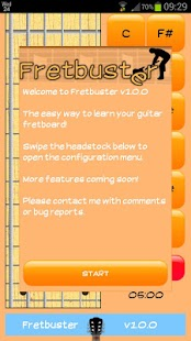 Fretbuster - screenshot thumbnail