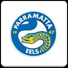 Parramatta Eels Spinning Logo icon