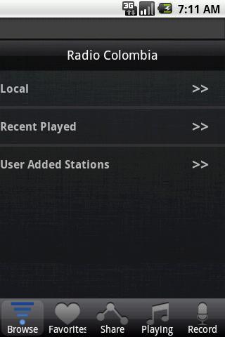 玩免費娛樂APP|下載無線電哥倫比亞 app不用錢|硬是要APP