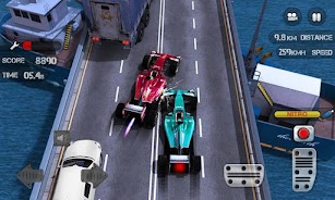 Race the Traffic Nitro screenshot for Android
