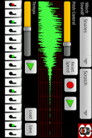Screenshot of Beat Box Recorder Pro