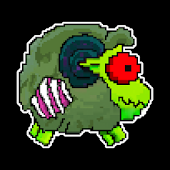 Speeding Zombie Sheep!