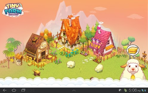 Tiny Farm Live Wallpaper- screenshot thumbnail