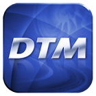 DTM – the official App icon
