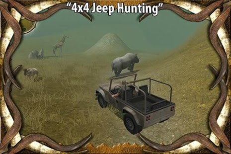 4x4 Safari 2 Pro - screenshot thumbnail