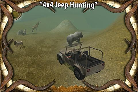 4x4 Safari 2 Pro - screenshot