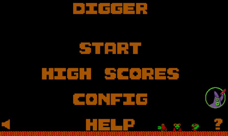 Digger - screenshot
