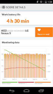 PCMark for Android Benchmark Screenshot 4