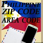 Philippine ZipCode & AreaCode icon