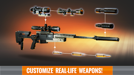 Sniper 3D Assassin: Free Games 1.6.2 screenshot 4767
