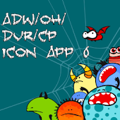 Icon App 6 ADW/OH/DVR/CP