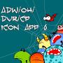 Icon App 6 ADW/OH/DVR/CP
