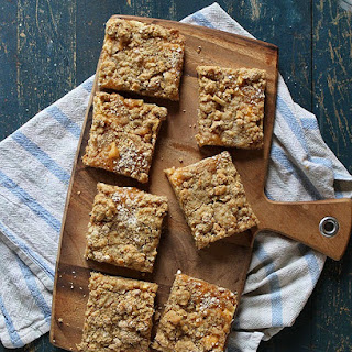 3 Ingredient Almond Butter Granola Bars.