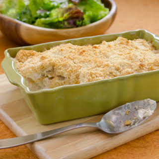 Creamy Baked Turkey .