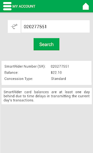 Transperth (Beta) - screenshot thumbnail