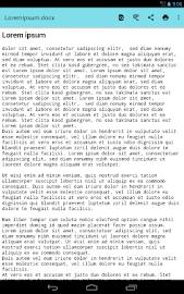 Office Documents Viewer (Full) Screenshot 6