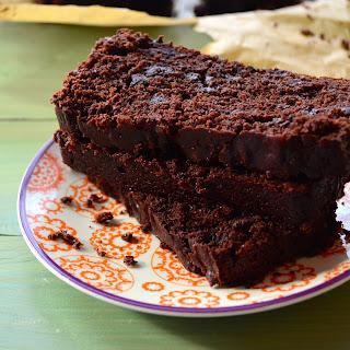 """Vegan Double Chocolate """"Yogurt"""" Cake Recipe"""