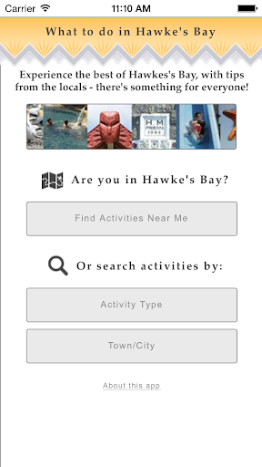 WTDI What to do in Hawke's Bay