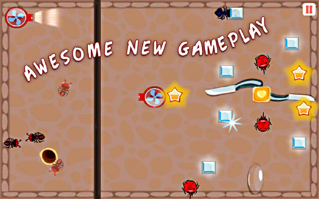 Sugar Me - ants game- screenshot