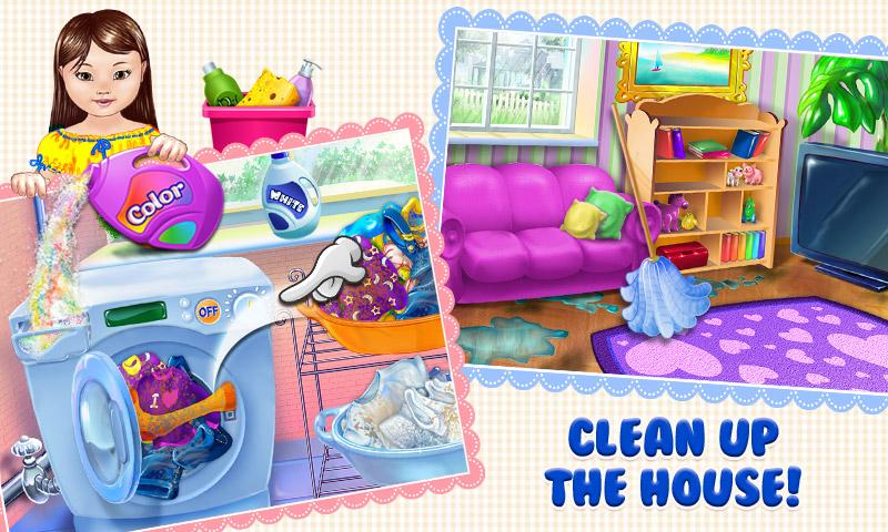 Baby Dream House - screenshot