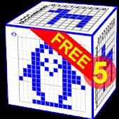 """GraphiLogic """"Free 5"""" Puzzles"""