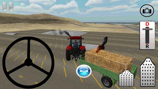 拖拉機模擬器3D