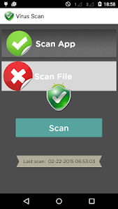 Virus Scan (Antivirus) v1.4.6