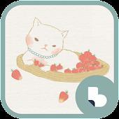 고양이와 병아리 버즈런처 테마 (홈팩)