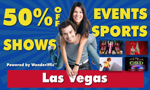 50 Off Las Vegas Strip
