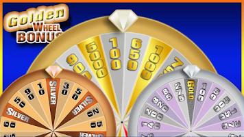 Screenshot of 777 Slots - Golden Wheel Slots