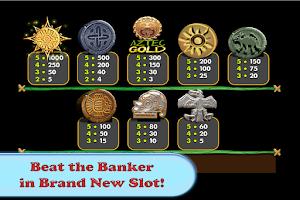 Screenshot of Mayan Jackpot Slots of Vegas