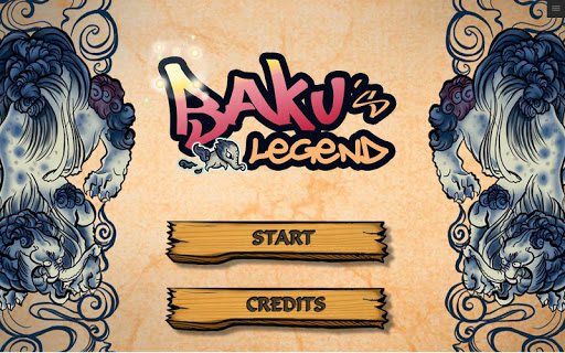 【免費休閒App】Baku's Legend-APP點子