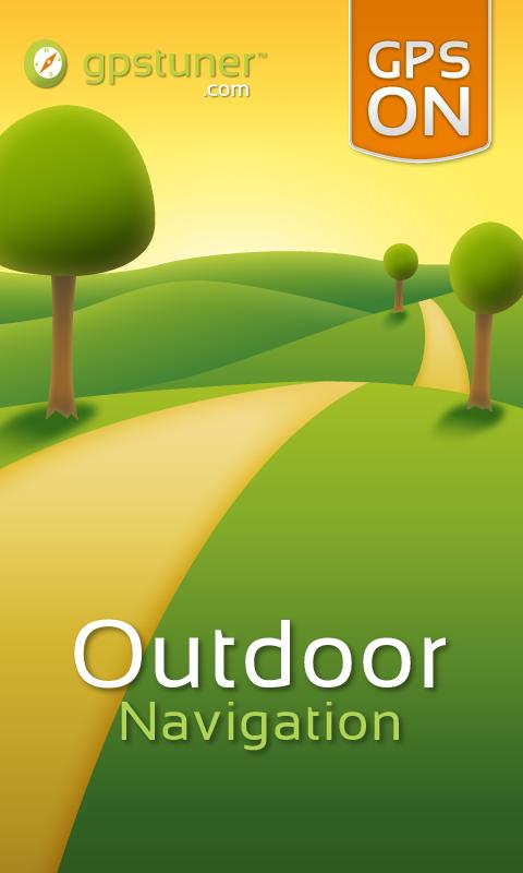 Outdoor Navigation - screenshot