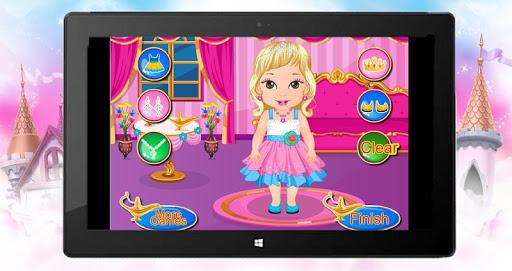 Bayi Princess Merawat Permaina 1.0.7 screenshots 8