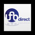 UFB Direct Mobile App logo